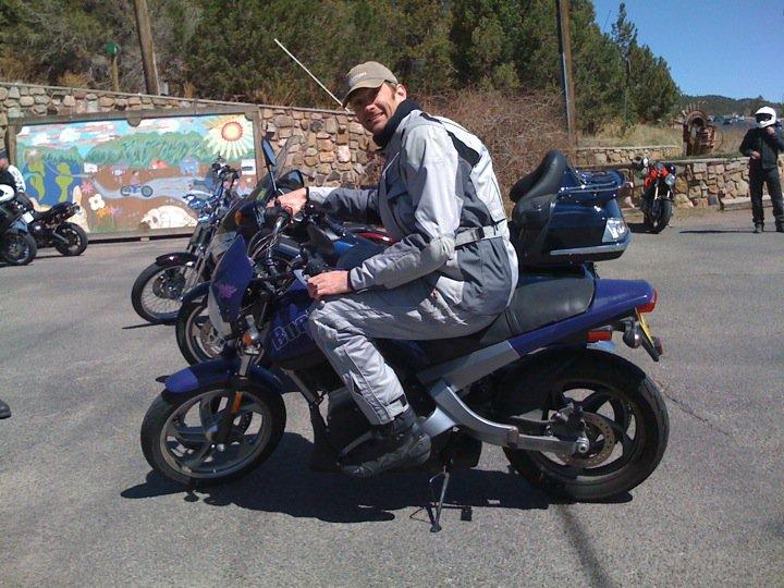Buell Blast Review – Idées d'image de moto