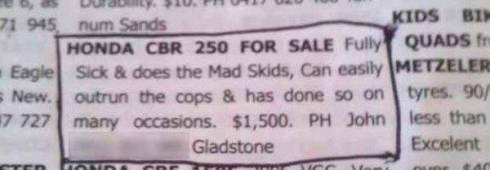 MAD SKIDS